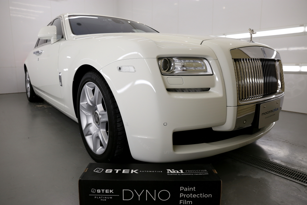 Rolls-Royce Ghost & STEK DYNOshield!!