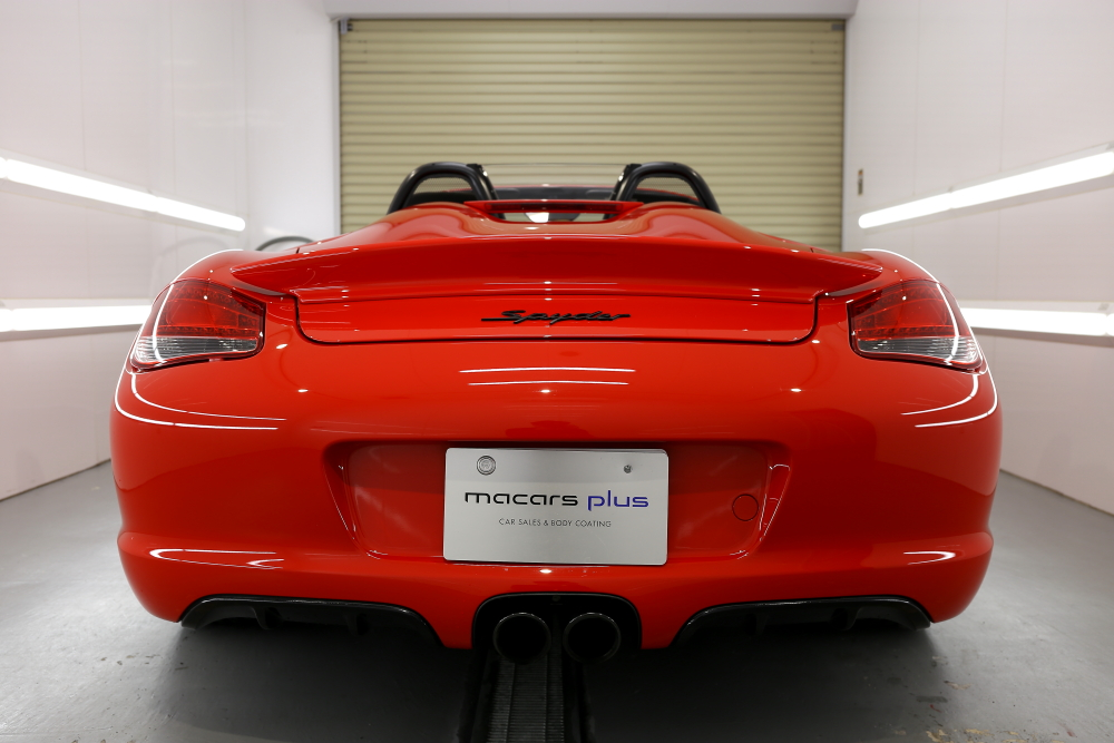 Porsche987/Boxster Spyder
