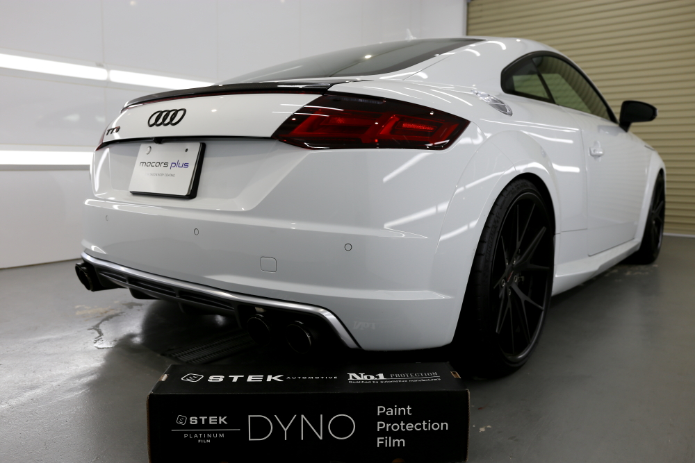 Audi TTS/8S & STEK DYNOshade!!
