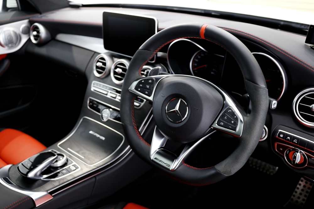 M-BENZ W205/C63S Coupe