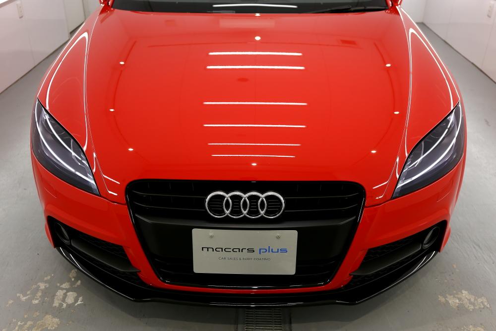 Audi TT/8J Competition