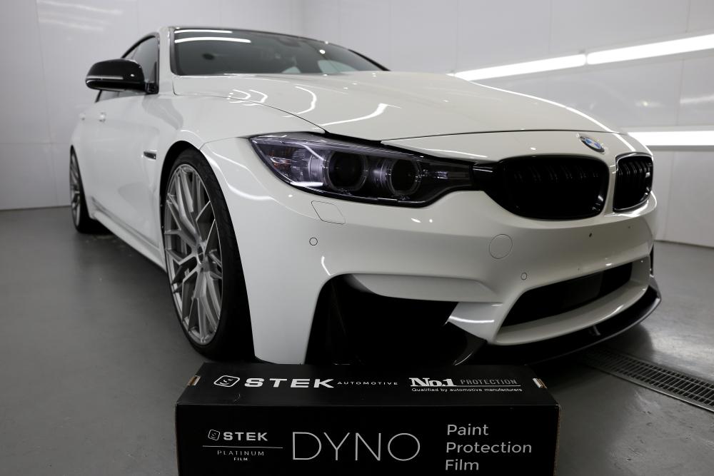 BMW F36/420IGC & STEKペイントプロテクション・フィルム+ラッピングフィルム施工!!
