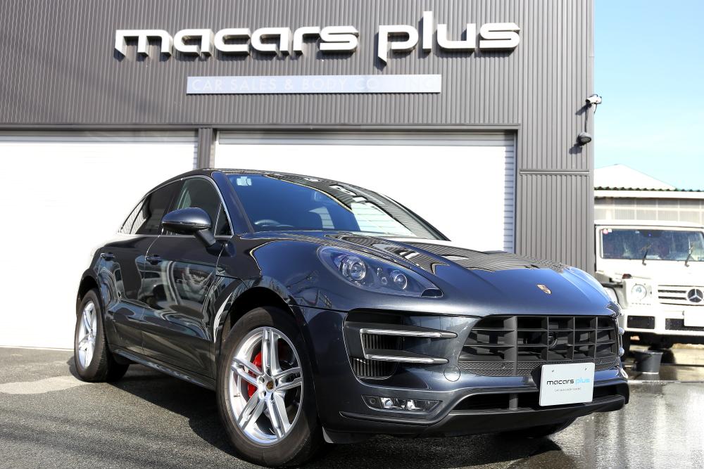 Porsche MacanTurbo & 新着入庫車輛!!