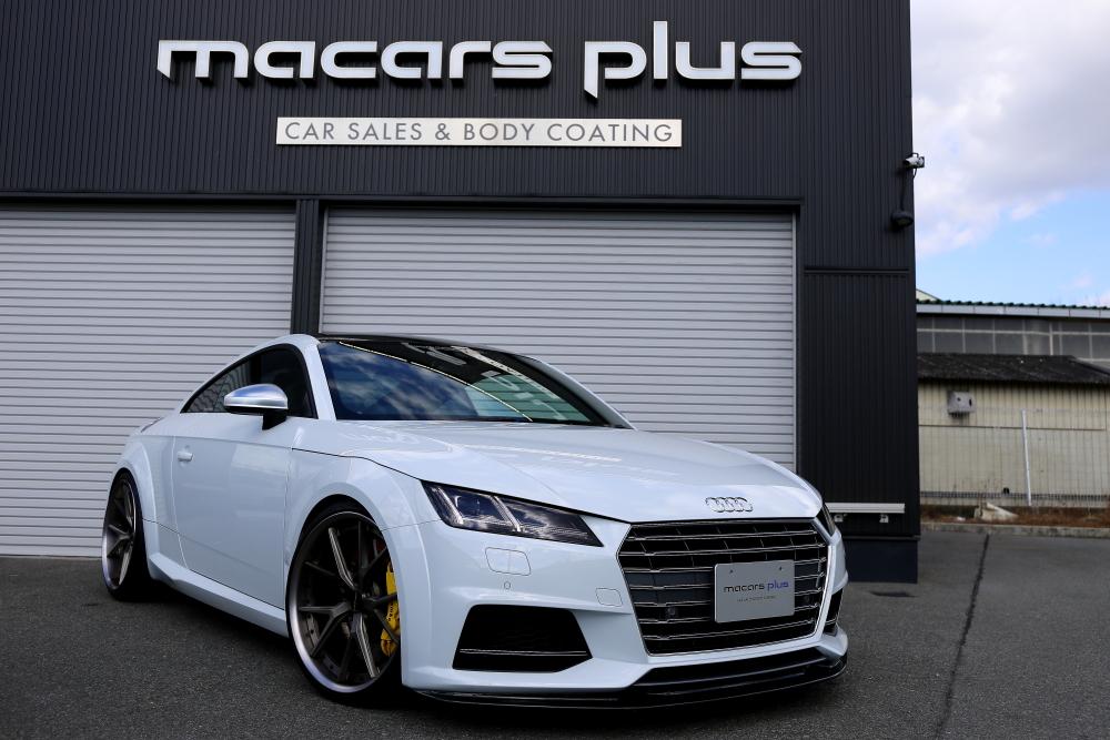 Audi TTS/8S & 新着入庫車輛!