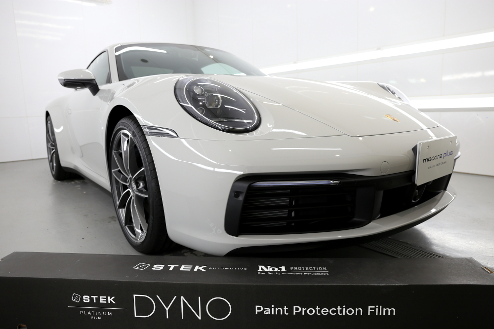 Porsche 992/カレラ & STEK DYNOshield front full Install!!