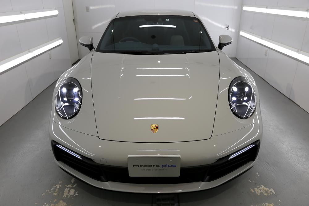 Porsche 992/カレラ