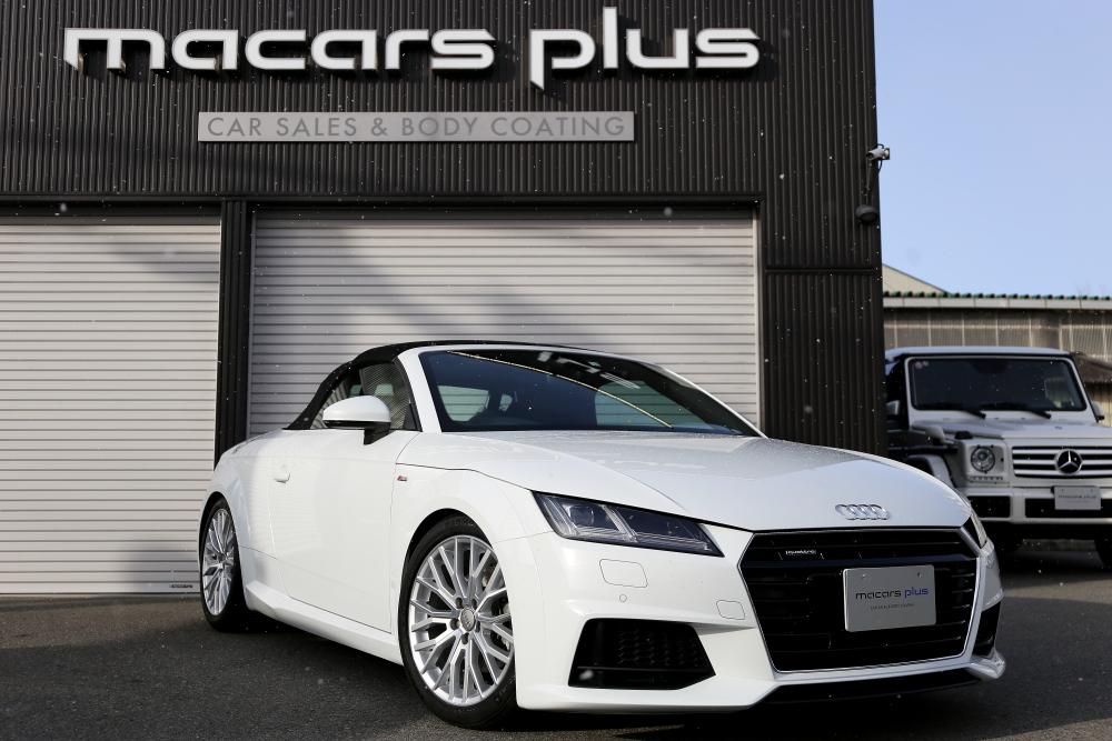 Audi TTR/8S & 新着入庫車輛!
