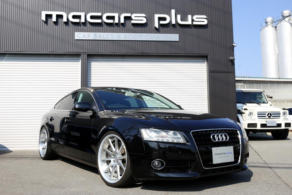 Audi A5/B8SB & 新着入庫車輛!