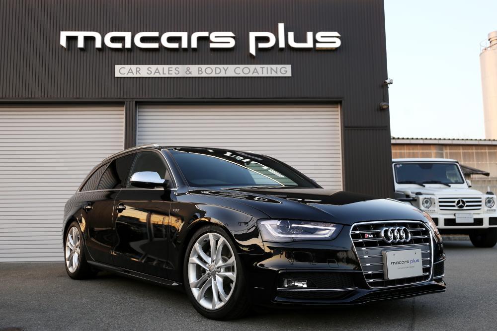 Audi S4/B8.5 Avant & 新着入庫車輛!