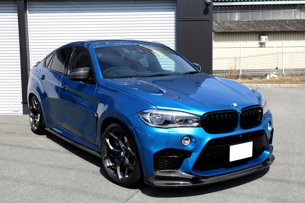BMW F86/X6M & 祝納車!!