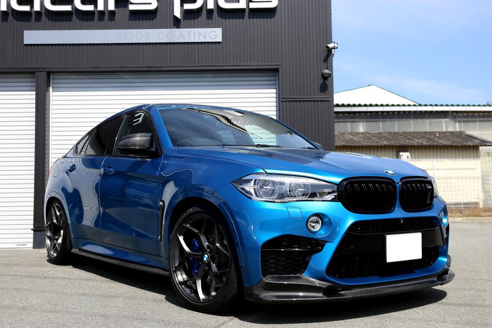 BMW F86/X6M