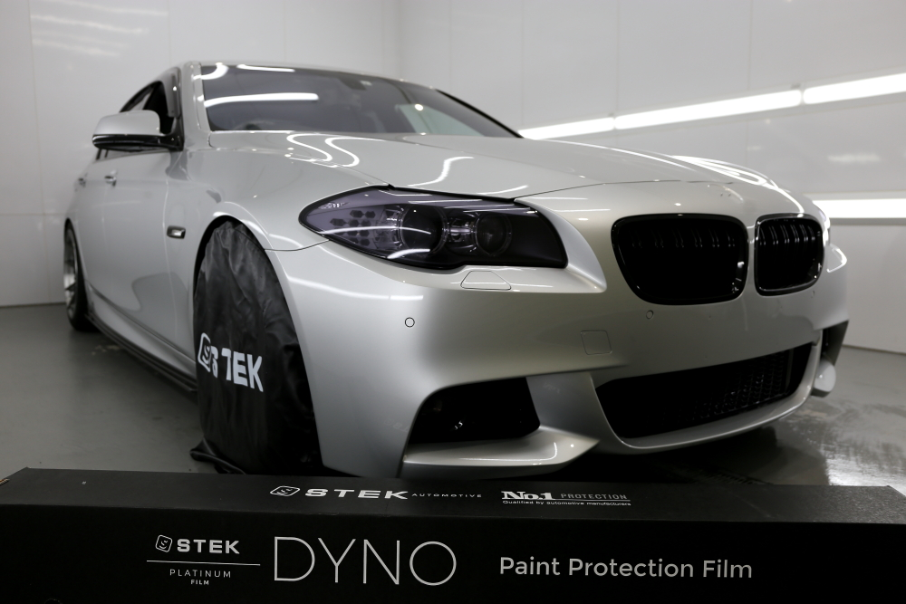 BMW F10/528 & STEK DYNOshield!!