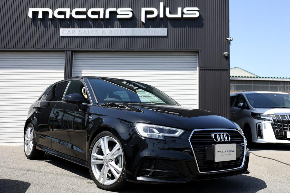 Audi A3/8V S-LINE後期 & 新着入庫車輛!!
