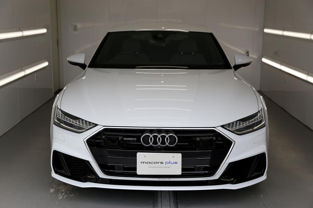 Audi A7/4H S-line & STEK DYNOshield+DYNOwindshield!!