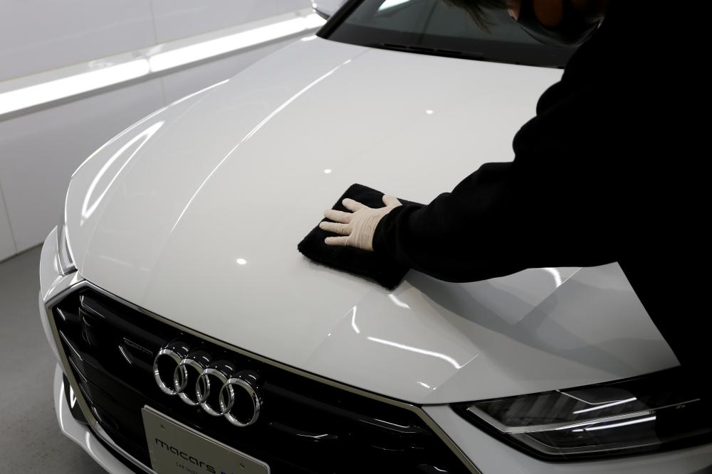 Audi A7/4H S-line
