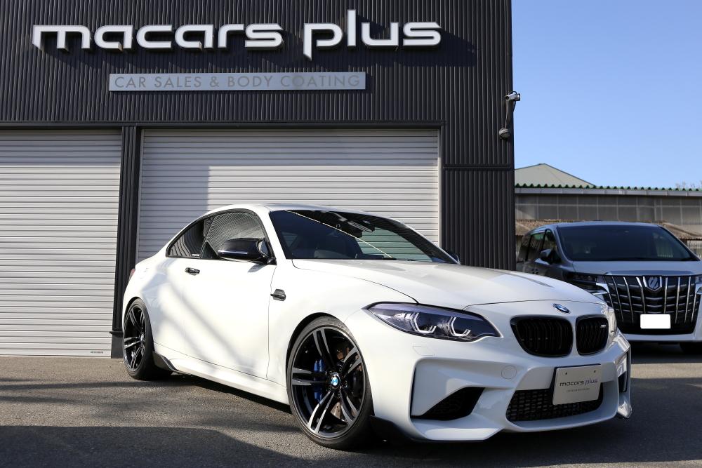 BMW F87/M2 LCI Coupe & 新着入庫車輛!!