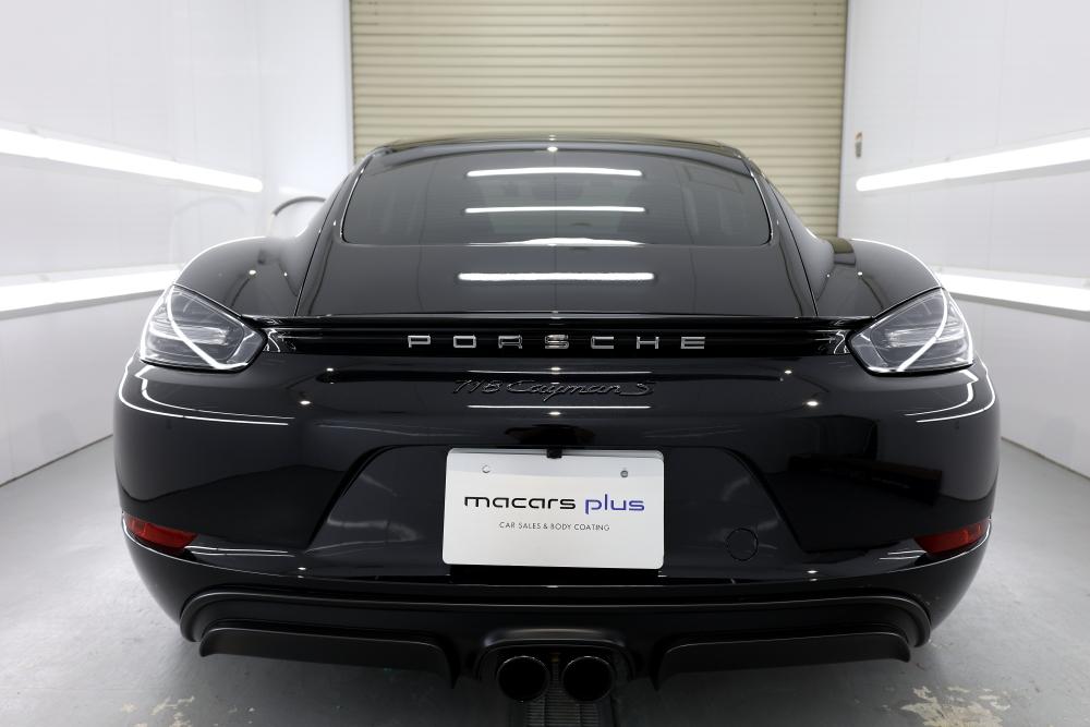 Porsche 718/Cayman S