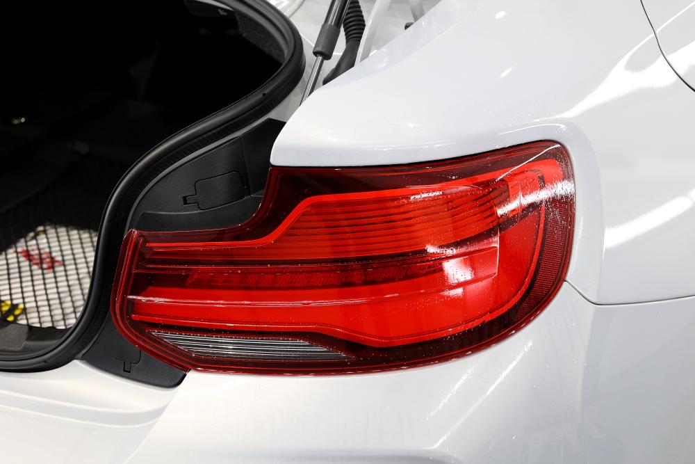 BMW F87N/M2Competition & STEK DYNOshield施工+祝納車!!