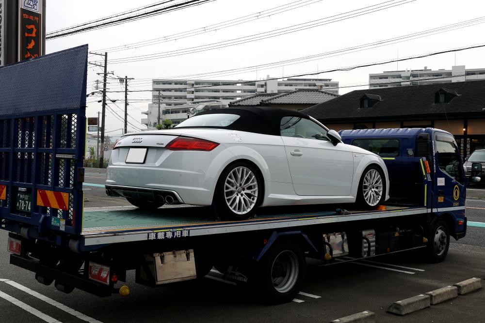 Audi TTR/8S