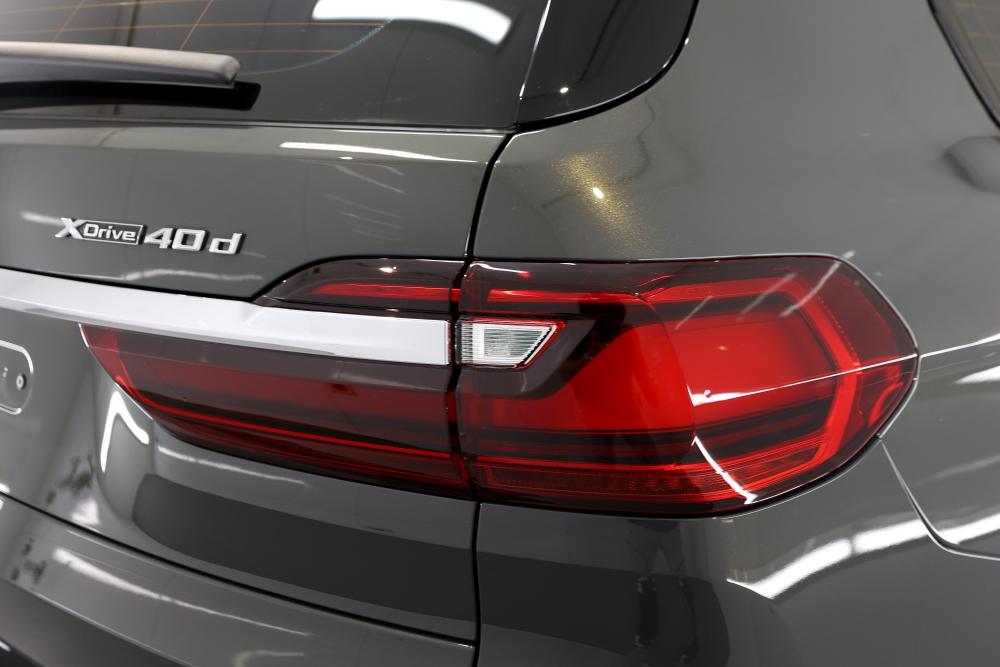 BMW X7 xDrive 40d M-Sport