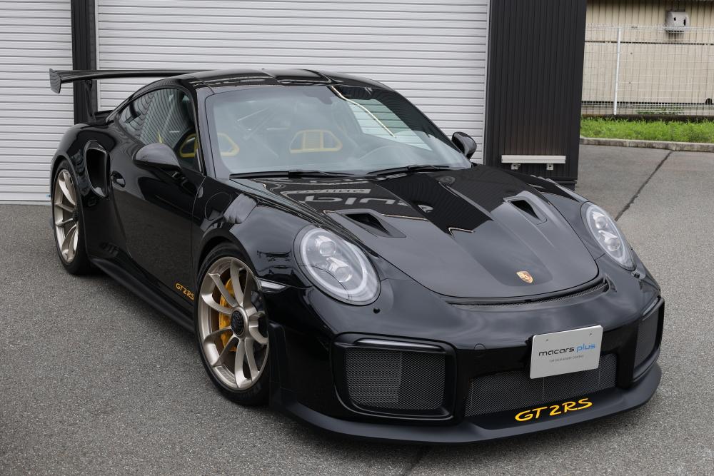 Porsche 991.2/GT2RS Weissach package& 新着入庫車輛!!