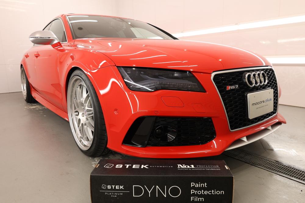 Audi RS7/4G & STEK DYNOshade!!