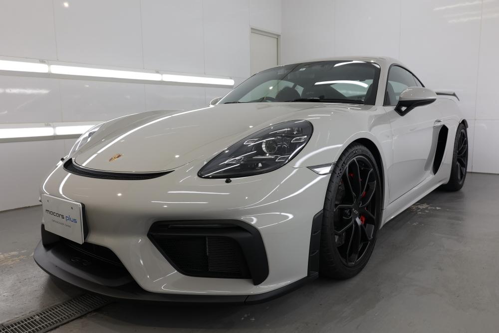 Porsche 718/Cayman GT4