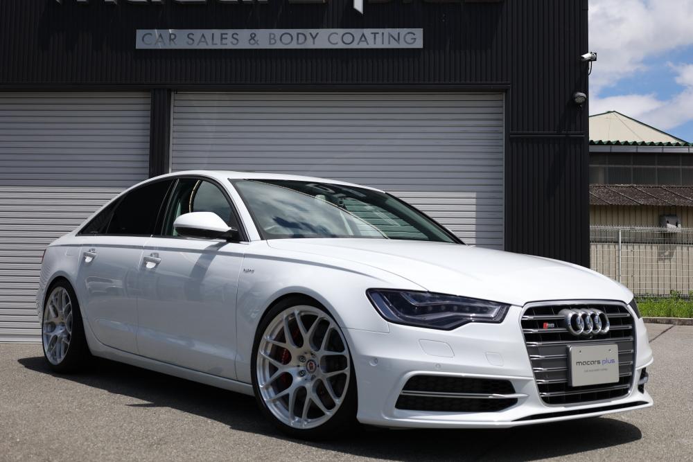 Audi A6/4G Hybrid