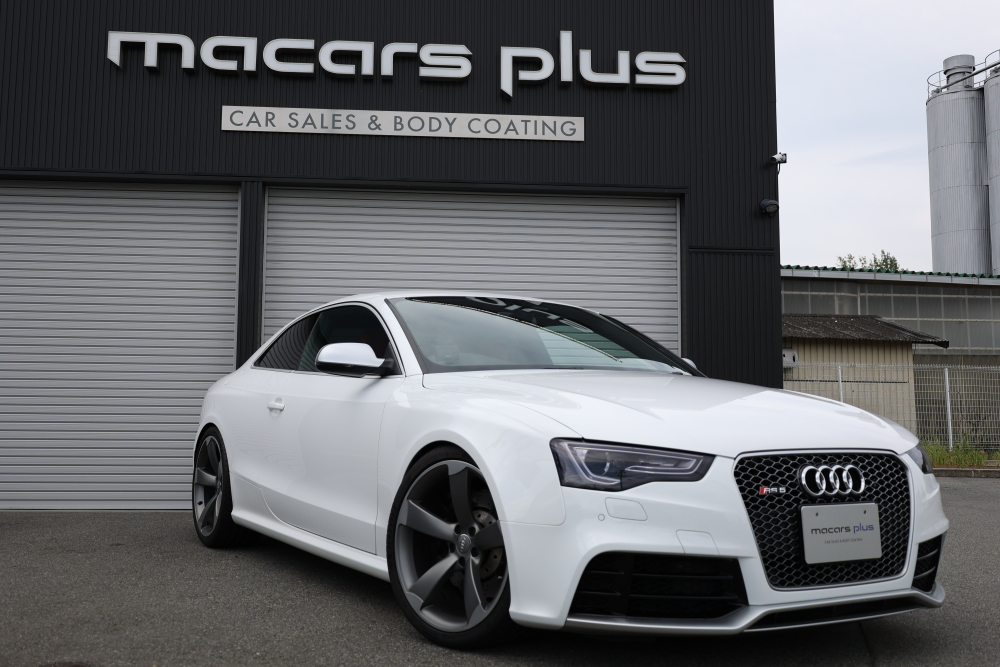Audi RS5/8T Coupe exclusive& 新着入庫車輛!!