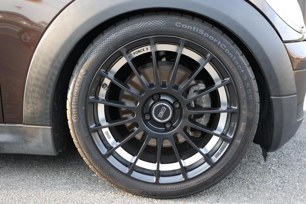 BMW MINI R55/CLUBMAN