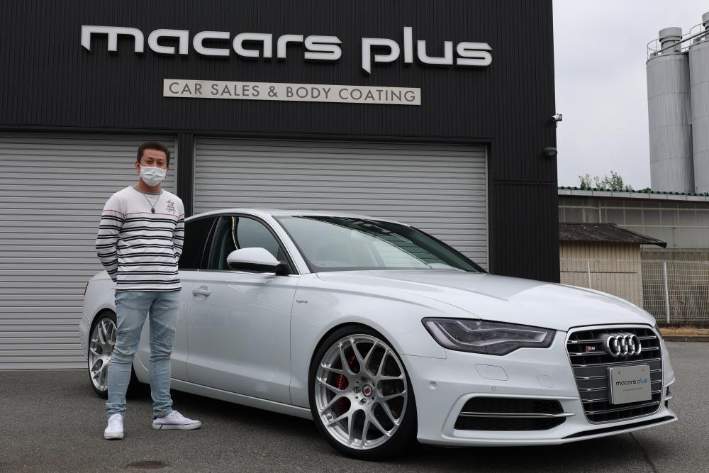 Audi A6/C7 hybrid