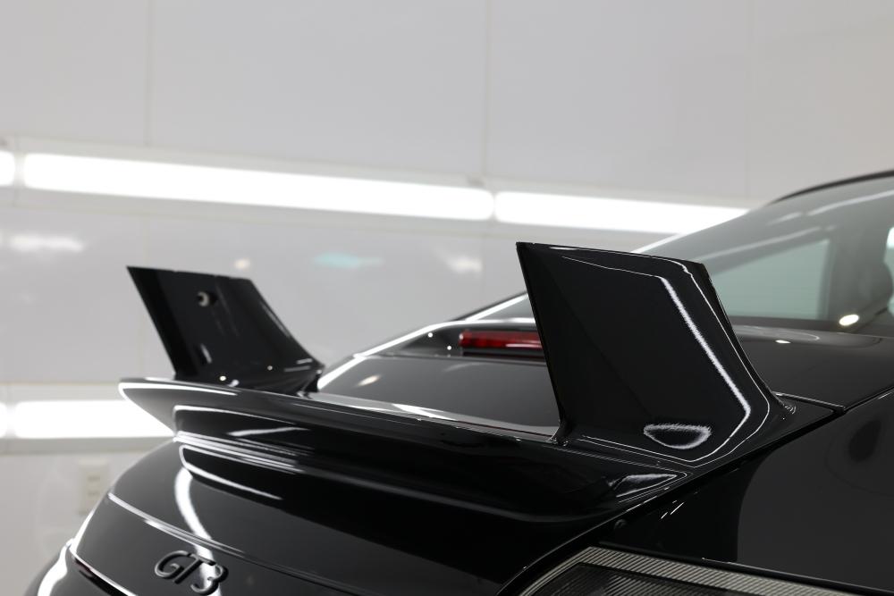 Porsche 996.2/GT3 & 鏡面磨き施工+コーティング施工!!