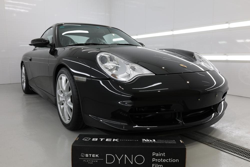 Porsche 996.2/GT3 & STEK DYNOshield!!