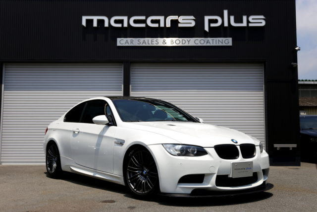 BMW E92/M3 & 祝納車!!
