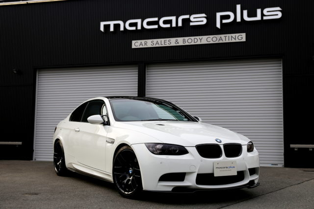 BMW E92/M3 COUPE & 新着入庫車輌!!